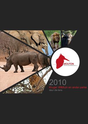 Kruger wildtuin en ander parke