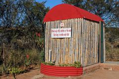 Daggaboer Farmstall toilet -  Craddock