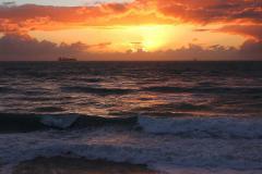 Blouberg Beach sunset